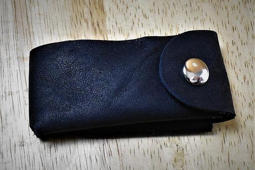 Handmade Leather Minimalist  Pocket Wallet