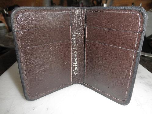 Handmade 6 Pocket Wallet