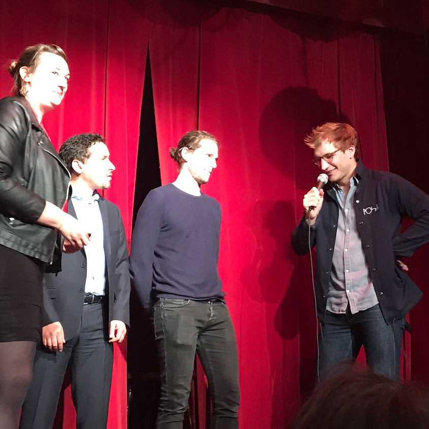 French it Up l'humour bilingue à Londres