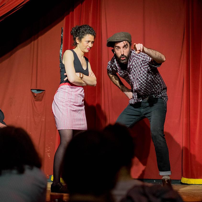 NOUVEAU!! Cours de théâtre débutant MARDI JANVIER