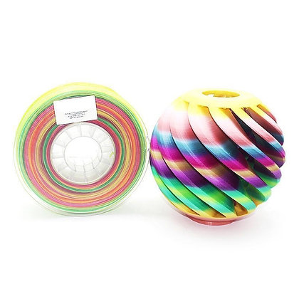 PLA Multicolor 1.75mm 1Kg Flibox