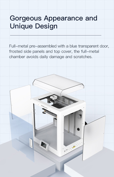 Creality CR-5 Pro H Impresora 3D - Digitalz Peru 08.jfif