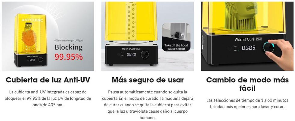 Anycubic Wash and Cure Plus - Digitalz 3D Peru 13.JPG