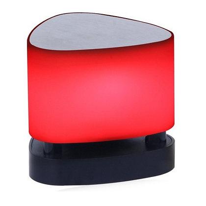 Lámpara Parlante Bluetooth Led Multicolor Táctil