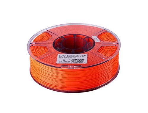 PETG Naranja Sólido 1.75mm 1Kg Esun
