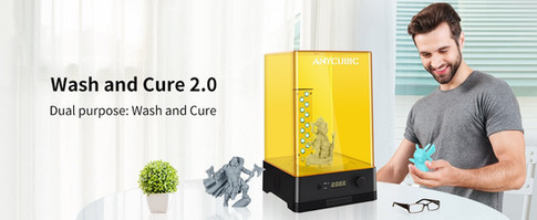 Anycubic Wash and Cure V2 - Digitalz 3D