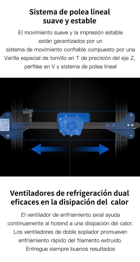 Creality Ender-3 Max 009 - Impresora 3D