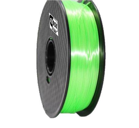 PLA Sedoso Verde Claro 1.75mm 1Kg Flibox