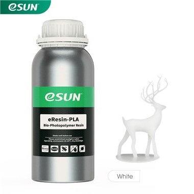 Resina Blanco 0.5Lt Esun Fotosensible