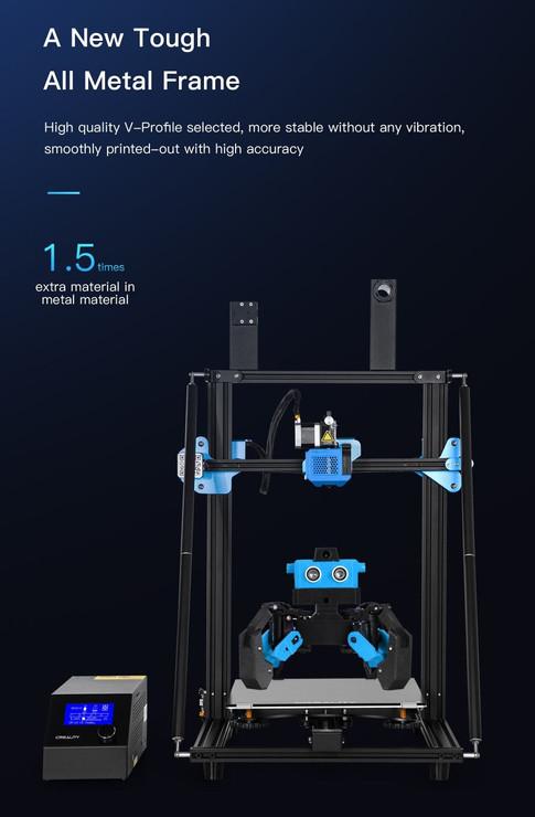 Impresora 3D Creality CR-10 V3 - Digital