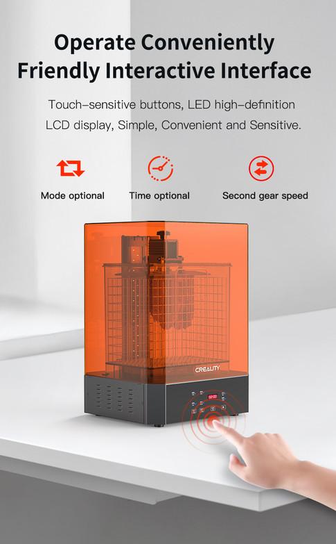 Maquina Lavado y Curado Creality UW-02 - Digitalz 3D Perú 14.jpg