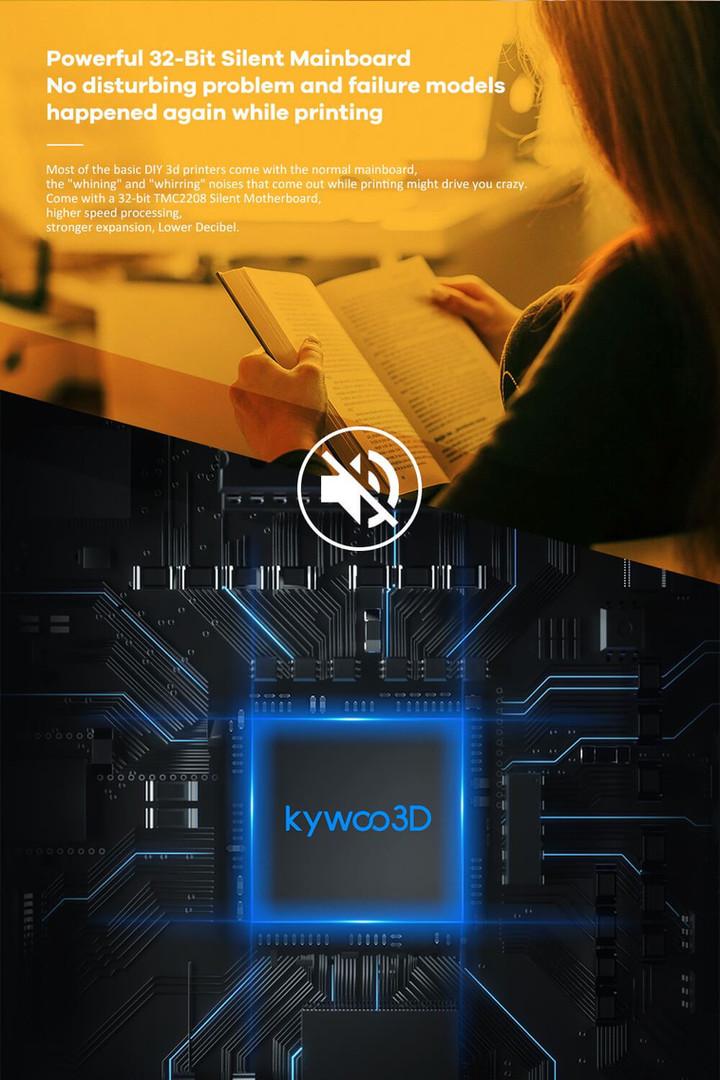 Kywoo Tycoon Max 3d Printer - 013 Digita