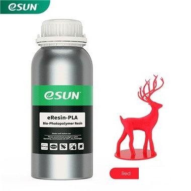 Resina Rojo 0.5Lt Esun Fotosensible