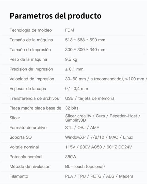 Creality Ender-3 Max 016 - Impresora 3D