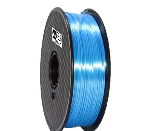 PLA Sedoso Azul 1.75mm 1Kg Flibox