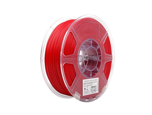 PLA+ Rojo Bombero 1.75mm 1Kg ESUN