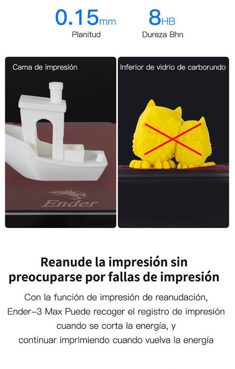 Creality Ender-3 Max 011 - Impresora 3D