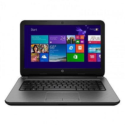 """Laptop Hp Core I3 - 4ta Gen 14"""" 4gb 500Gb"""