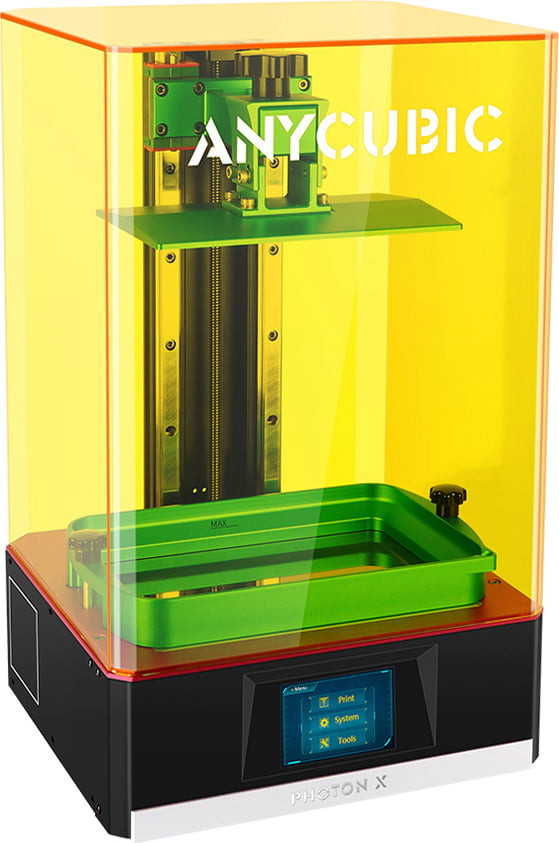 Anycubic Photon X - Impresora 3D 008- Di