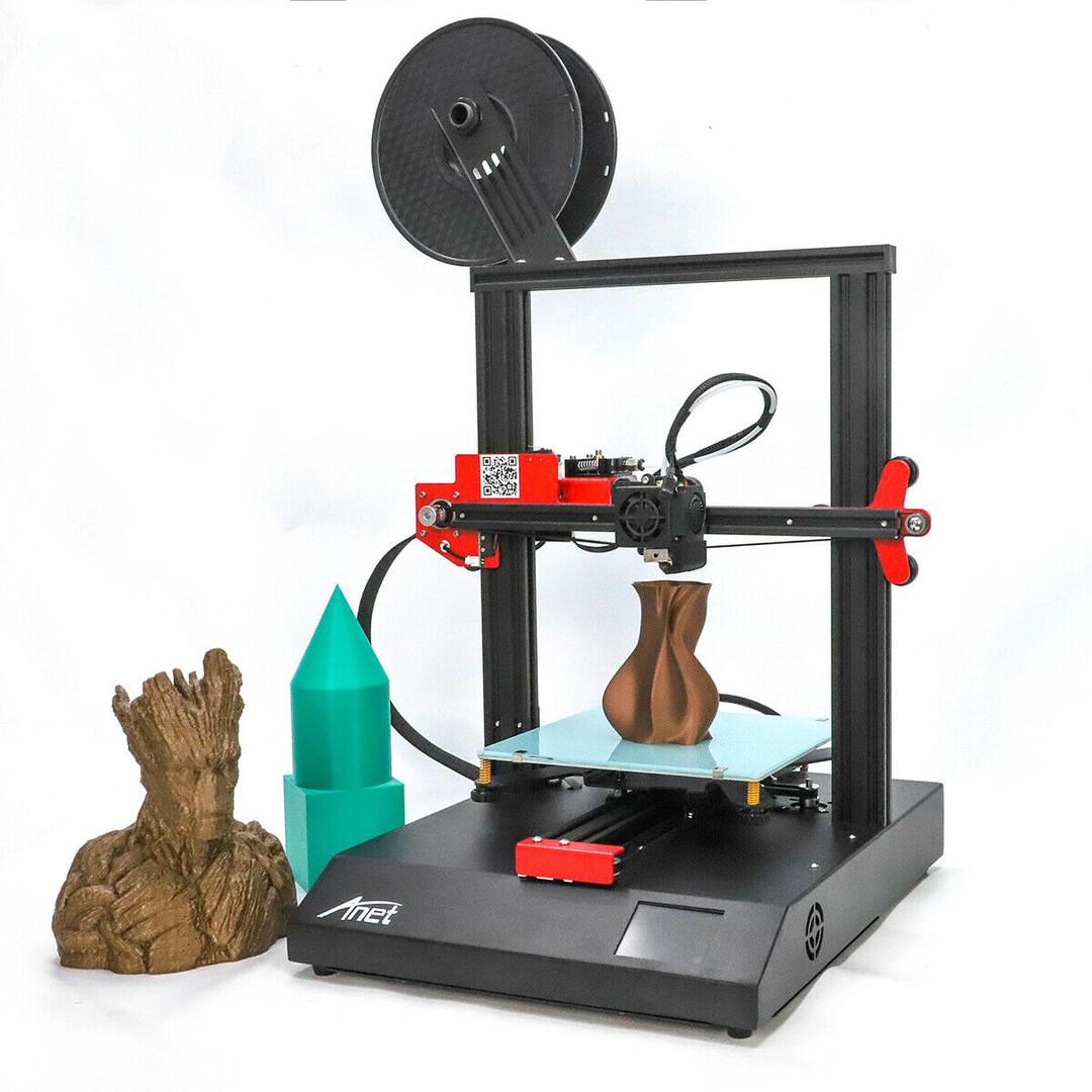 Anet ET4 Impresora 3d 013 - Digitalz 3D.