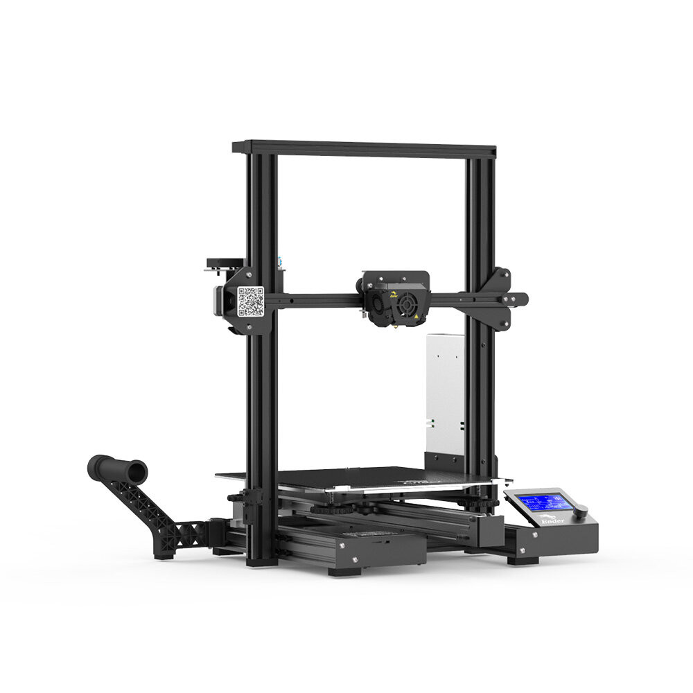 Creality Ender-3 Max 002 - Impresora 3D