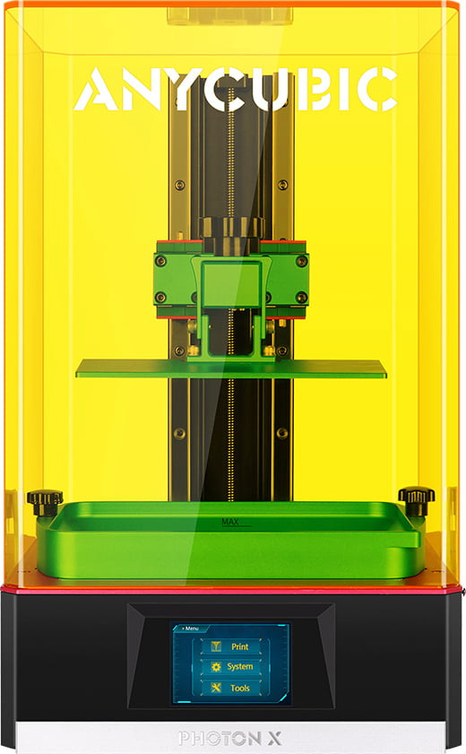 Anycubic Photon X - Impresora 3D 001- Di