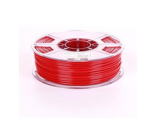 PETG Rojo Sólido 1.75mm 1Kg Esun