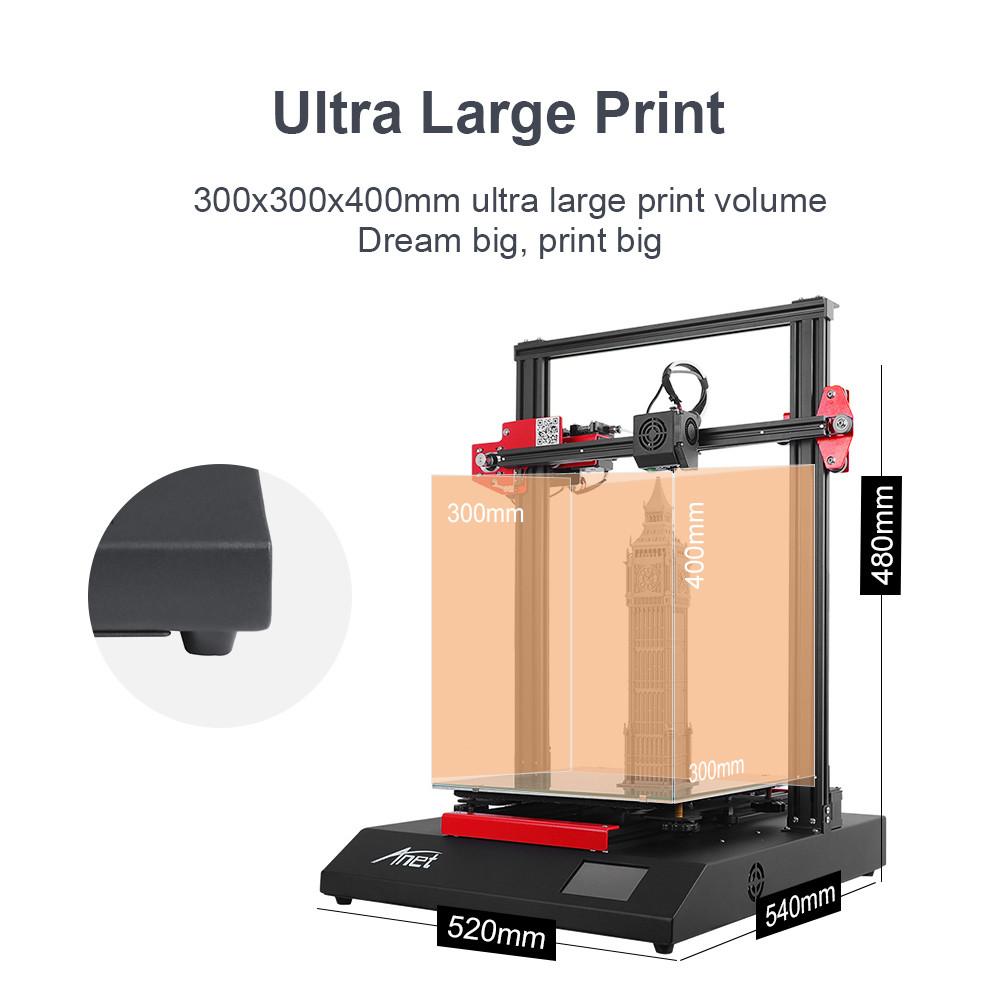 Anet ET5 Impresora 3D - Digitalz 3D Peru