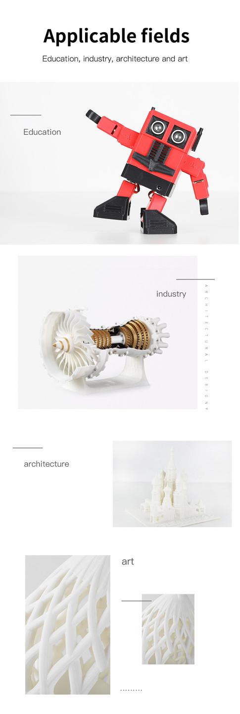 Creality CR-3040 Pro 3D Printer - 016 Di
