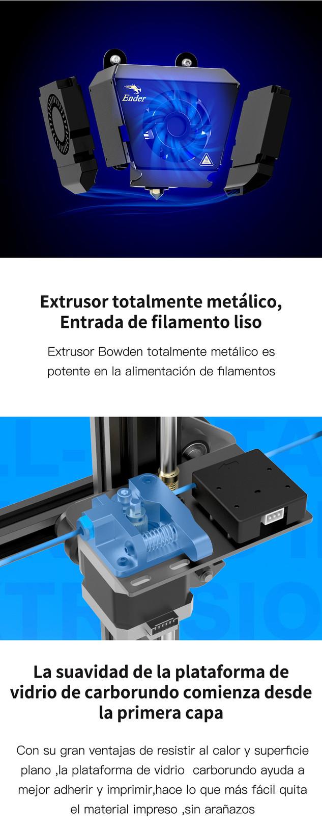 Creality Ender-3 Max 010 - Impresora 3D