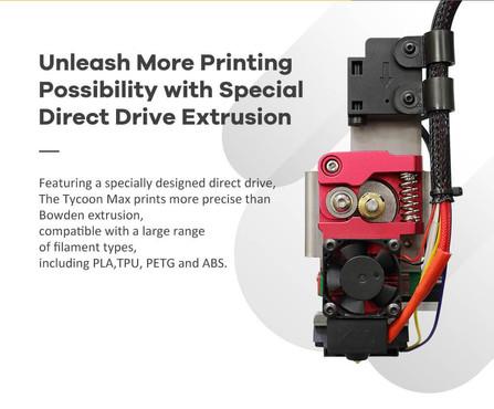 Kywoo Tycoon Max 3d Printer - 010 Digita