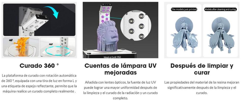 Anycubic Wash and Cure Plus - Digitalz 3D Peru 11.JPG