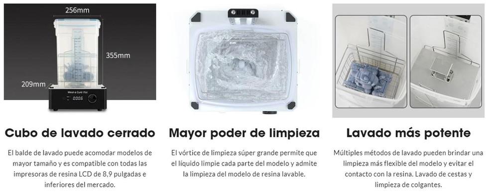 Anycubic Wash and Cure Plus - Digitalz 3D Peru 12.JPG