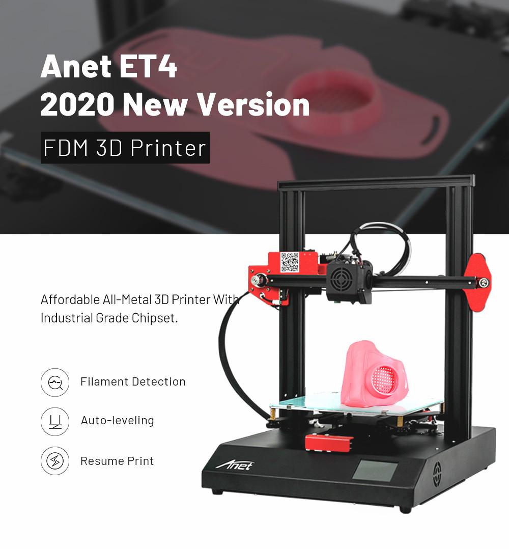 Anet ET4 Impresora 3d 001 - Digitalz 3D.
