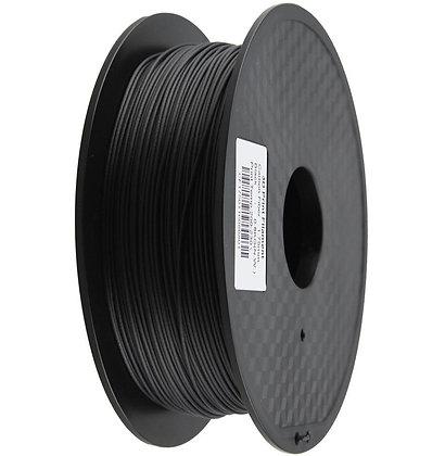 Fibra de Carbono Negro 1.75mm 1Kg Flibox