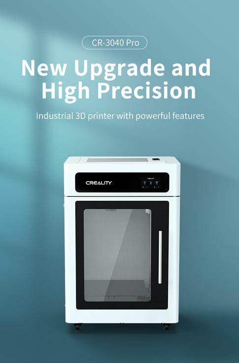 Creality CR-3040 Pro 3D Printer - 004 Di