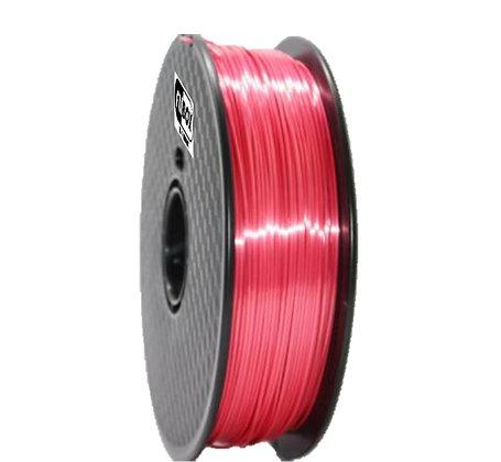 PLA Sedoso Rojo 1.75mm 1Kg Flibox