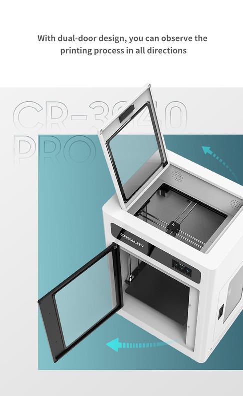 Creality CR-3040 Pro 3D Printer - 007 Di