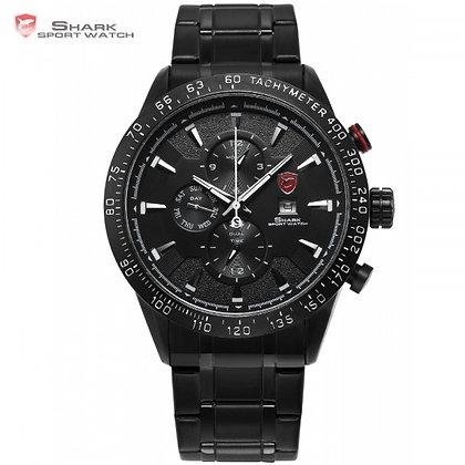 Reloj Shark Blacktip 2 - 6 Agujas, Acero Inoxidable