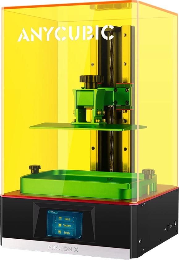 Anycubic Photon X - Impresora 3D 003- Di