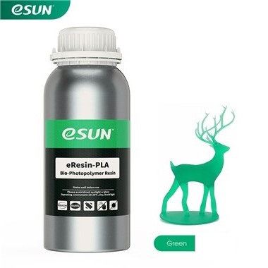 Resina Verde 0.5Lt Esun Fotosensible
