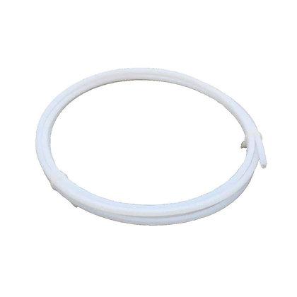 Tubo PTFE Blanco 50cm