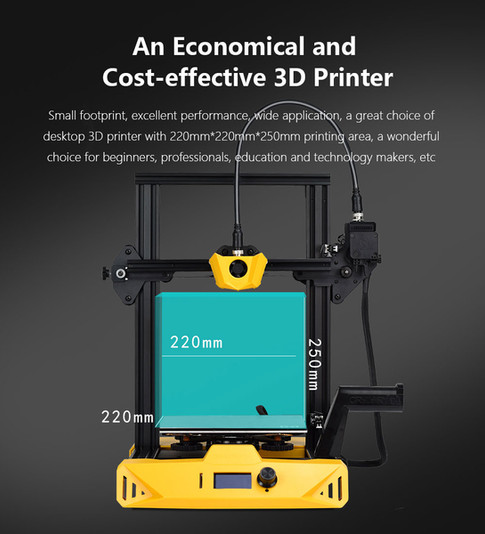 Impresora 3D Artillery Hornet - Digitalz