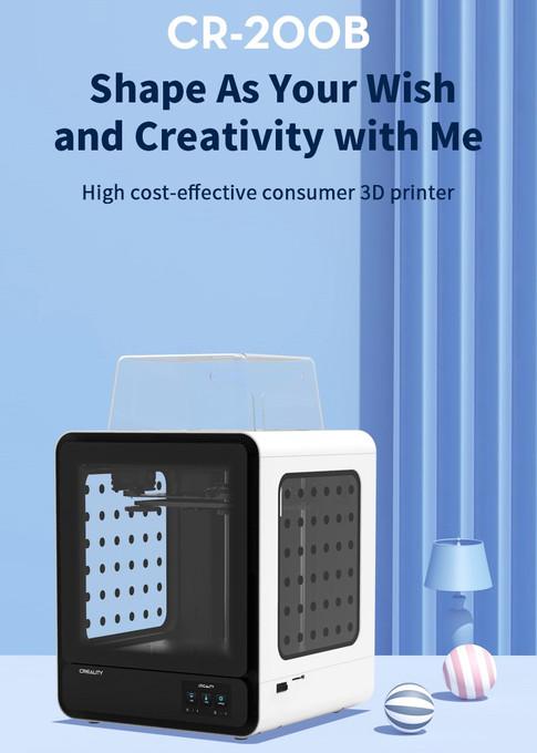 Creality CR-200B  3D Printer - 004 Digit
