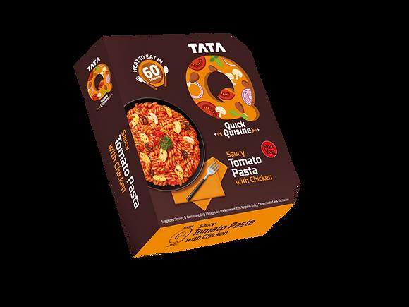 TATA RTE_Saucy Tomato Pasta with Chicken