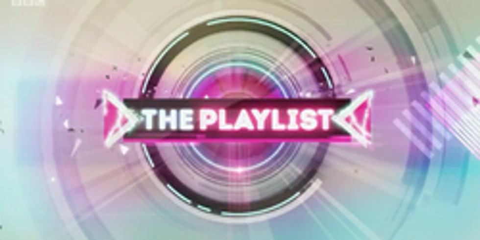 Intervjue on CBBC SHOW -The Playlist