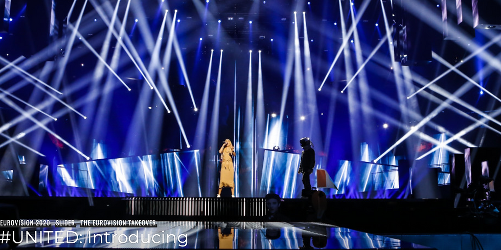 Live @ The Eurovision Takeover 2020