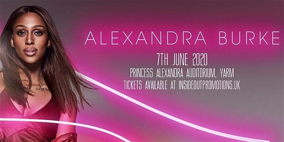 Live @ Alexandra Burke Concert