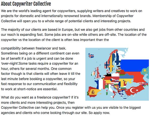 Heather Buchanan |  Copywriter | Remote |  Barcelona | Copywriter Collective |  Copywriter Collective Portfolio
