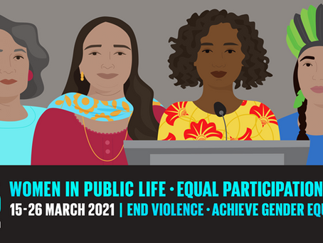 In Focus: UN Commission on the Status of Women (CSW65)